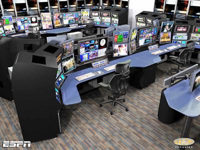 ESPN, Digital Center, Transmission Control