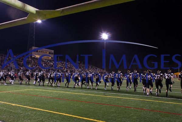 UAHS Varsity Football vs Thomas Worthington 9/19