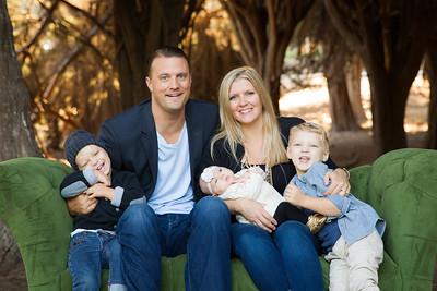 The Mattos Family 2014