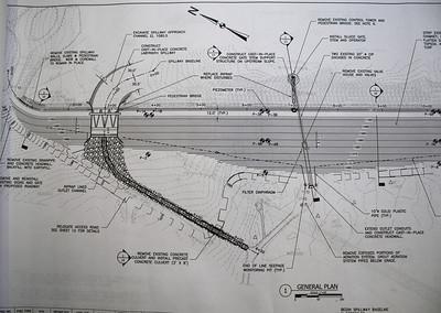 Argall, Knowles, Upper Owl Creek Dam, Tamaqua (3-9-2012)