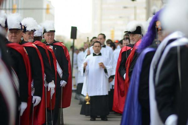 Frs. Raul Martinez and Gary Picou Ordination
