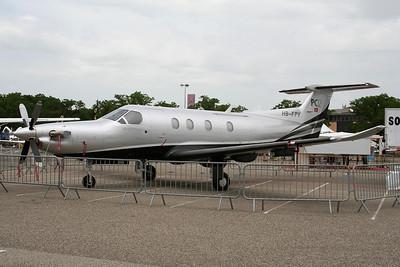 Swiss Corporate Aircraft