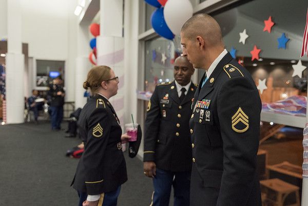 Welcome Home Ceremony October 2019
