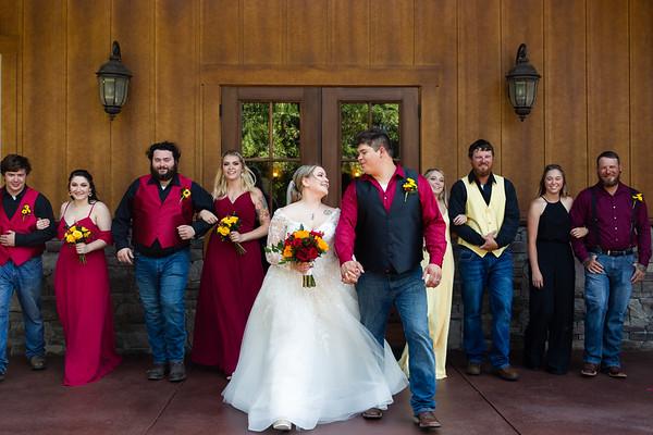 Destini & Nick Bayer   Wedding, exp. 8/7