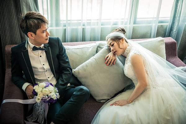 兆品酒店| 結婚之喜 | My Darling 寵愛妳的婚紗