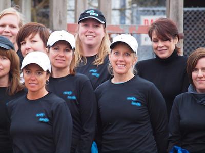 2011 Sole Sisters Week Ten Group Shot