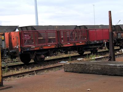 OAA - 2 Axle Open Wagon