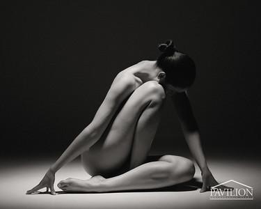 Kayleigh Lush - Pavilion Studio Art Nude Photography Workshop
