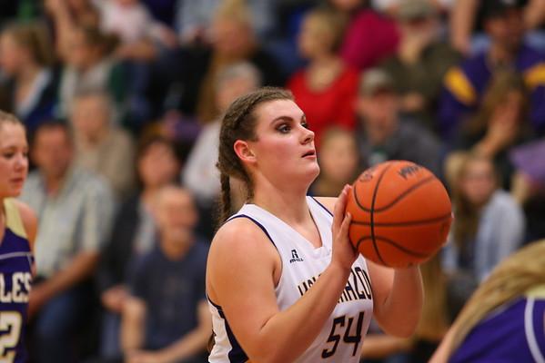 Girls Basketball vs. Schoolcraft - 1/8/16 - KCHS