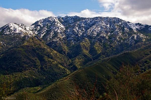 Mt. Diablo - Twin Peaks Hike, March 21, 2011