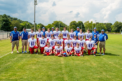 Harpeth Middle Football Team Pictures