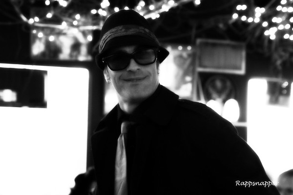 Da Hit Mob - Photo Shoot 8-29-10 in Black & White & W