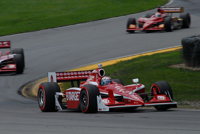 Indy Car at Mid-Ohio, August 2009