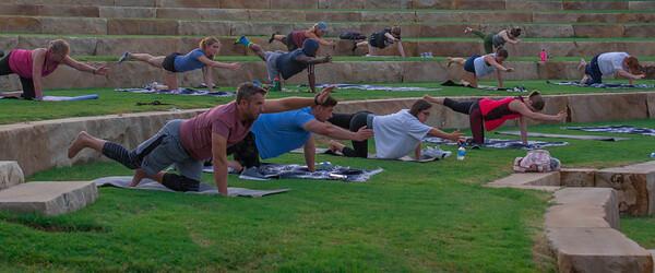 Morning Yoga Fall 2019