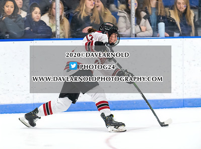2/22/2020 - Girls Varsity Hockey - Tabor vs Nobles