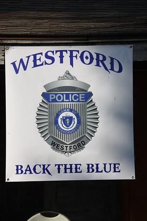 08-09-2020 BACK the BLUE WESTFORD