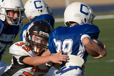 CCH 6th grade vs Ryle at CCH Oct 2011