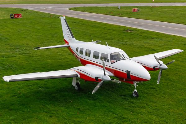 OY-TON - Piper PA-31-310 Turbo Navajo