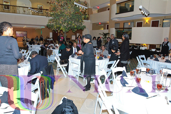 The Repast at the Hilton Hotel, Rockville, MD