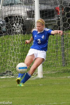 130508 Soccer Girls Varsity v Ladue
