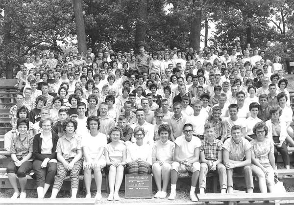 Camp Photos 1962