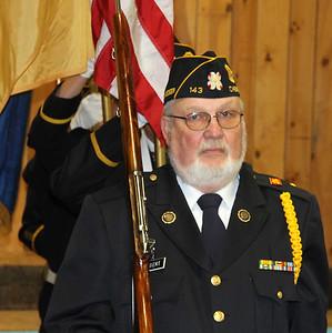 Veteran's Day Ceremony 11-11-14