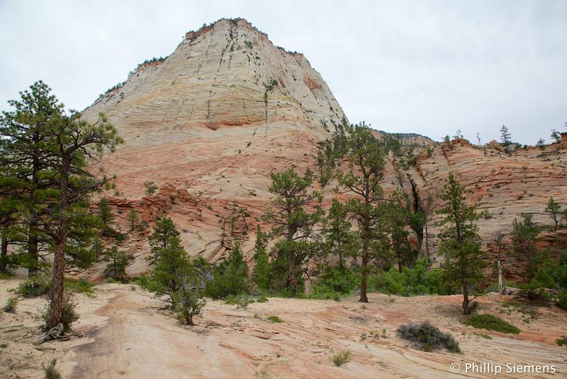 Accessing upper Pine Creek