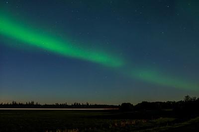 Aurora Borealis May 25 2013