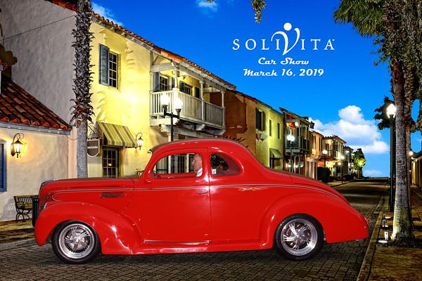 Solivita Car Show 3-16-2019