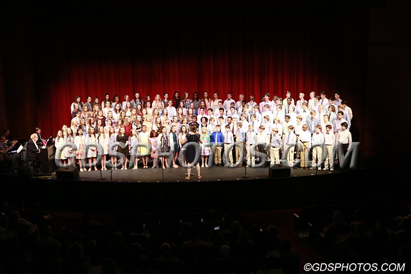 MIDDLE SCHOOL SPRING CHORAL CONCERT 05-17-2017