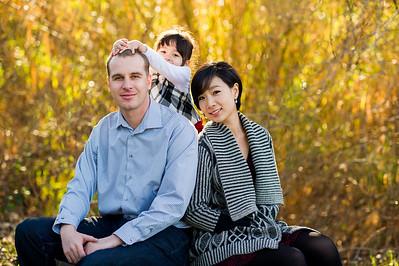 Hayden Family Portraits