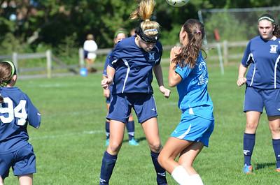 2013 Fall U13 Girls Soccer