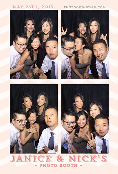 Janice + Nick (2nd Stand Up Booth)