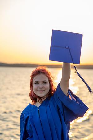 Grad Photos - Keira