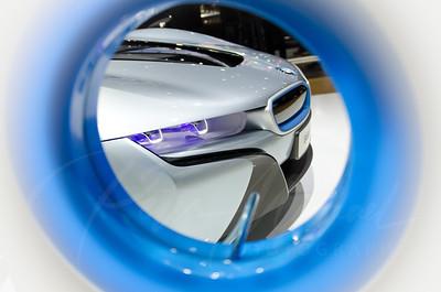 2012 NAIAS North American Auto Show Detroit