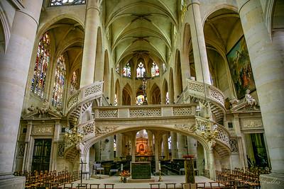Sainte Etienne du Monte, Paris