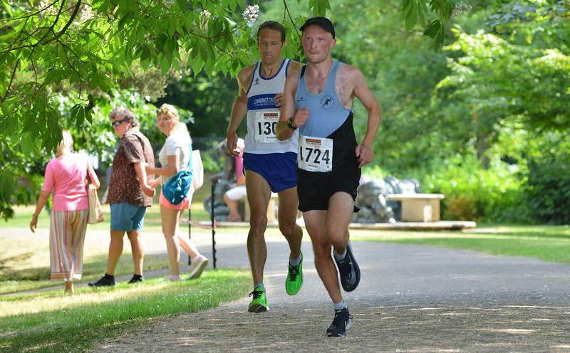 Leamington Half Marathon 2018