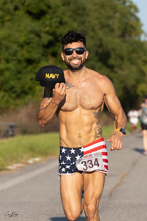 Nine Line 5k/10k Run For the Wounded