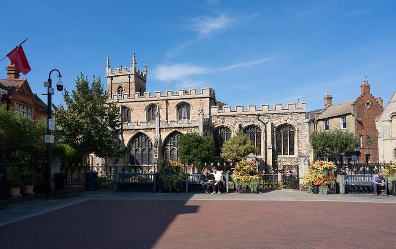All Saints' Church, Huntingdon, Cambridgeshire