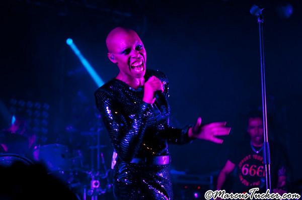 October 2009 - Skunk Anansie @ Electric Ballroom