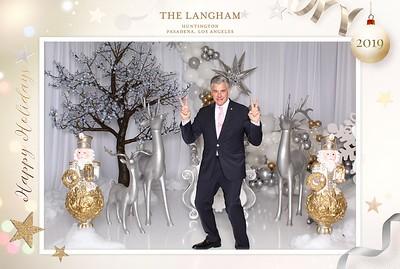 Christmas at The Langham Pasadena 2019
