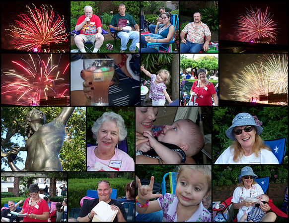 4th of July at Cummer Museum