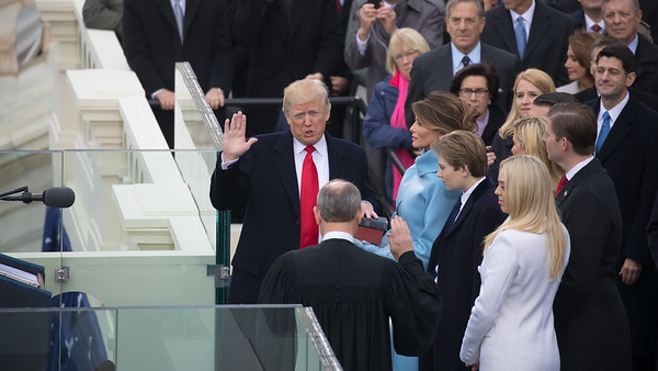 Inauguration Day (1/20/17)