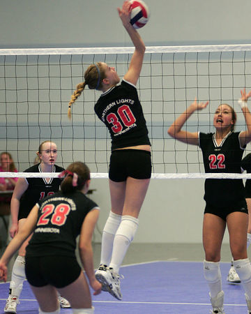 Northern Lights Volleyball 13/1 (03-11-06)