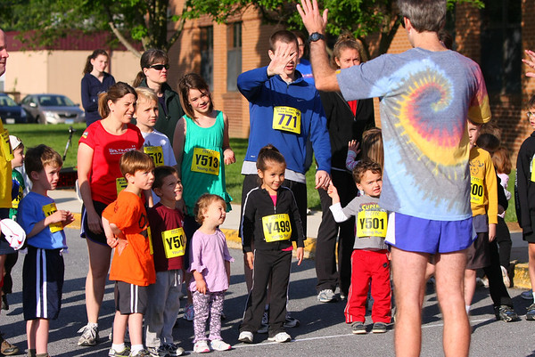 Capital for a Day – Brookeville 5K 2011