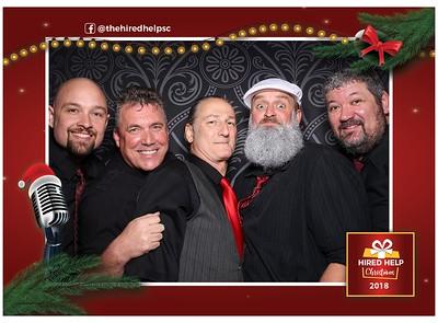 Hired Help Christmas - 120718