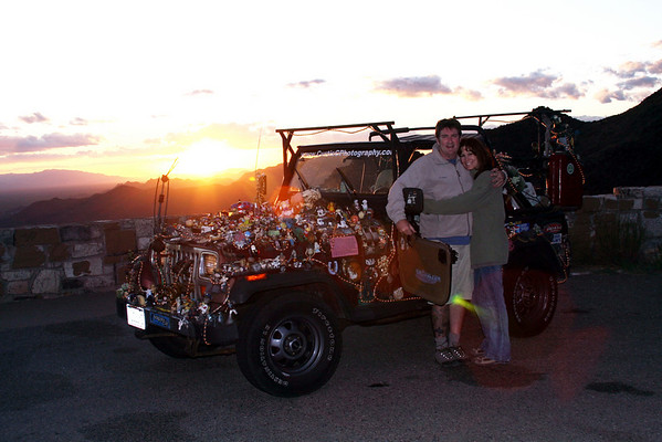 Oct '09: Prescott Valley - BG
