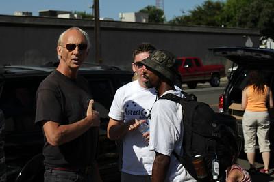 Homeless Ministry - August 13, 2011