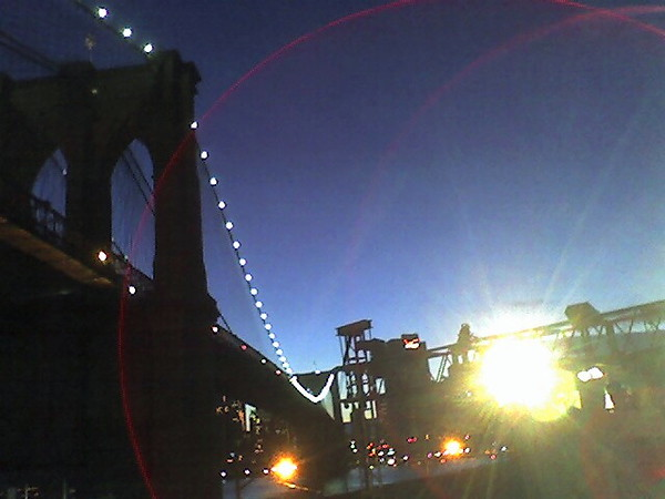 View of the Brooklyn Bridge
