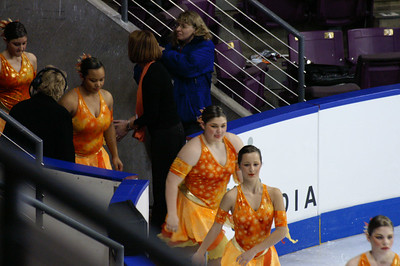 The Reflections - 2007 Synchronized Skating Championships